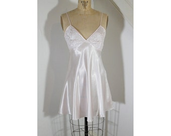 1990s Satin Nightgown
