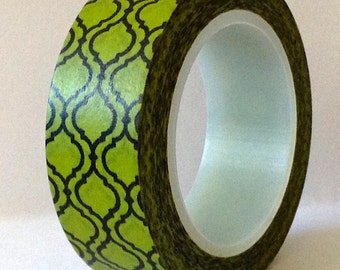 "SALE Washi Tape ""Persia"" 10 Meters"