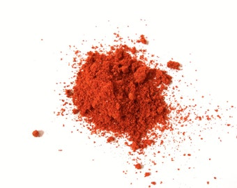 CAYENNE Chile Chili Pepper POWDER, Organic - 35,000 H.U. - Red, Hot, Spicy, Zesty, Culinary - Sauce, Salsa, Tamales, Meat, Rice - Caliente