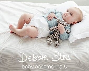 Debbie Bliss Baby Cashmerino Book 5 Knitting Book