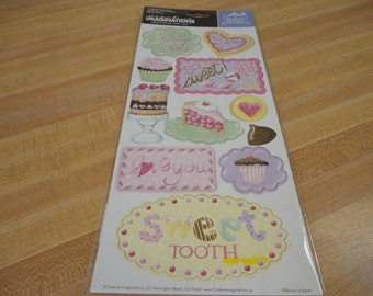Creative Imaginations Ranae's House Sweet Scrapbooking Chipboard