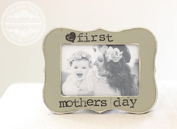 Mothers First Mothers Day Gift First Mother's Day Gift