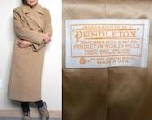 50% OFF SALE Beautiful Vintage Pendleton Wool Trench (Women's 18)
