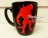 Evolve Game Goliath Monster 12oz Mug