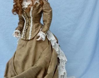 Lady Grace, 27 inch BRU Lady Doll