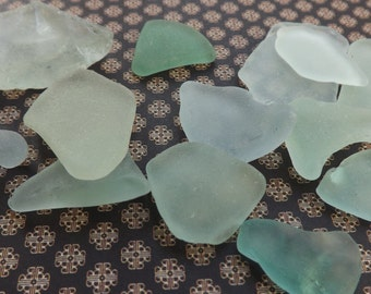 Beach glass ,ocean glass , sea glass