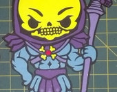 Skeletor Magnet