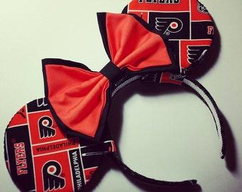 Philadelphia Flyers Mouse Ears