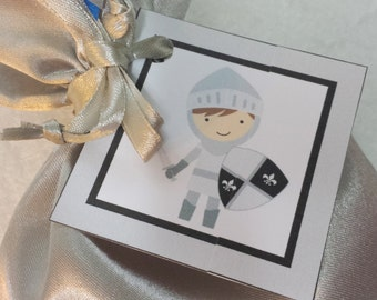 PARTY PACK Knight Favor Bags (Filled)