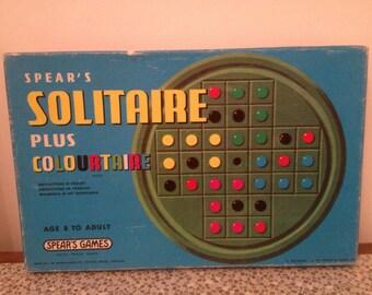 Spear's Solitaire plus Colourtaire