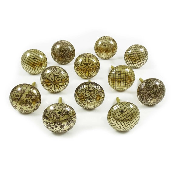 decorative kitchen cabinet knobs decorative cabinet hardware brass knobs gold by 14584