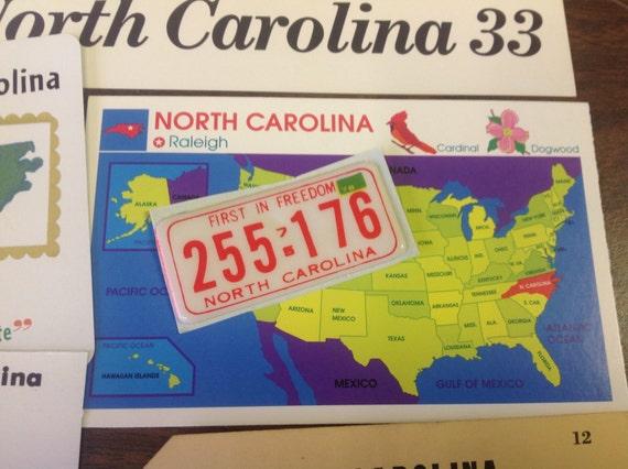 Basket Making Supplies North Carolina : North carolina paper ephemera small kit from booth on