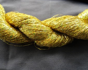 Gold Sparkle Thread