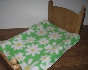 Fleece Blankets - American Girl Doll, Bitty Baby,  or any baby doll