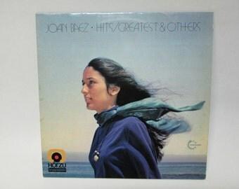 "Joan Baez ""Hits/Greatest And Others"" German Pressing on Vanguard Vinyl LP"