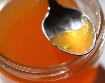 Homemade Jasmine Tea Jelly