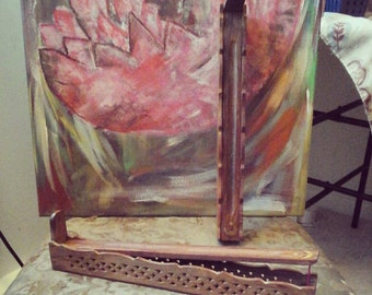"12"" Wooden Flip Top Incense Burner and Stow Away"