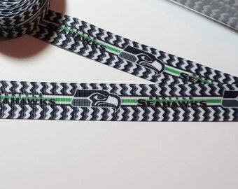 Seattle Seahawks ribbon - 1 yard