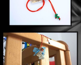 Message in a bottle...charm for babies