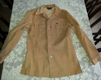 Women's Medium Corduroy Wrangler Jacket
