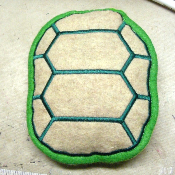 Ninja Turtle Front Shell Turtle Shell And Front