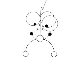 I Spy - Inked Character