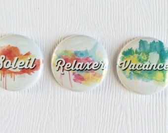 "3 badges 1 ""Splash was words"