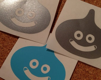 Dragon Quest Slime Vinyl Decal