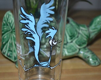 Road Runner drinking glass from Pepsi Collector Series 1973