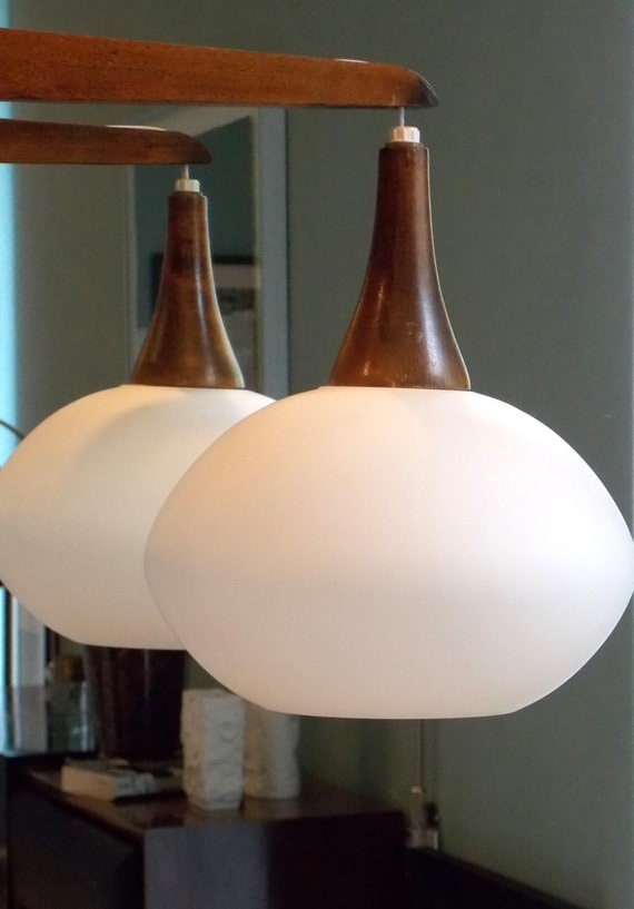 Danish modern light lighting lamp wall sconce fixture white for Danish modern light fixtures