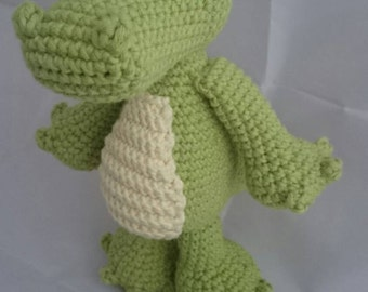crocodile Toy 100% Cotton Custom Made