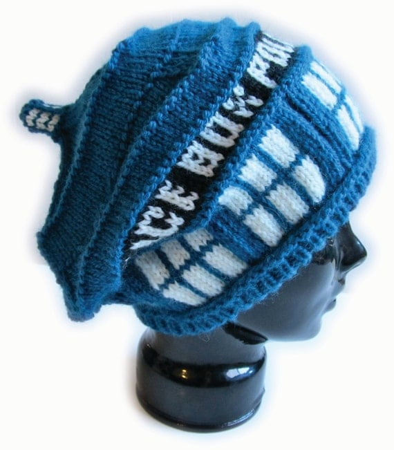 Doctor Who Knitting Patterns : Doctor Who Knitting Patterns In the Loop Knitting