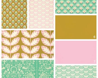 Made To Order Queen/Double Quilt  - Clementine by Heather Bailey