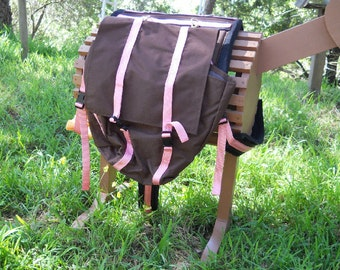 Pony Soft Pack Saddle