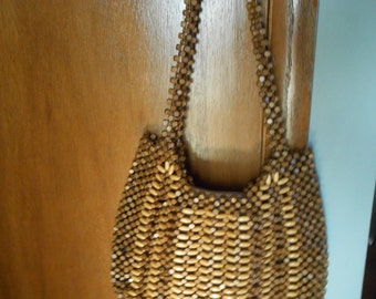 BEAD BAG-PURSE