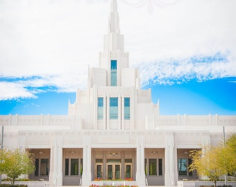 Phoenix, Arizona LDS Mormon Temple