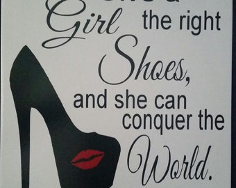 Marilyn Monroe Quote About Shoes