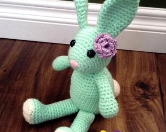 SnuggleMe Bunny {Rabbit} PDF Crochet Pattern