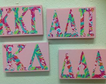 Tri delta, AD PI, Kappa,kappa Delta Greek letters  sorority, big little