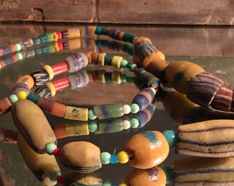 African Trade Beads from Morocco