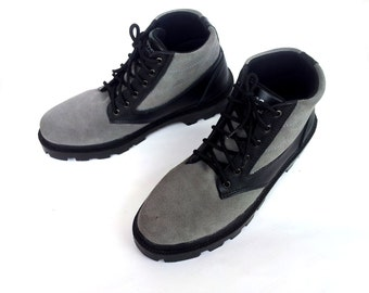 Black grey leather shoes suede handmade Rangkayo casual sneakers Preorder men women shoes