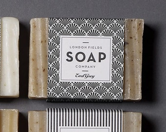 Earl Grey Tea Soap
