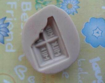 Chocolate milk  Mold 2 cm