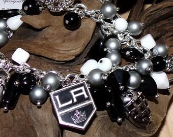 LA Kings  Bracelet