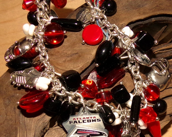 Atlanta Falcons Bracelet
