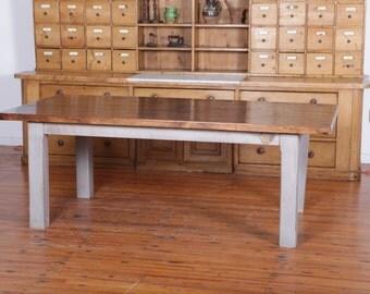 Square Leg Farmhouse Table