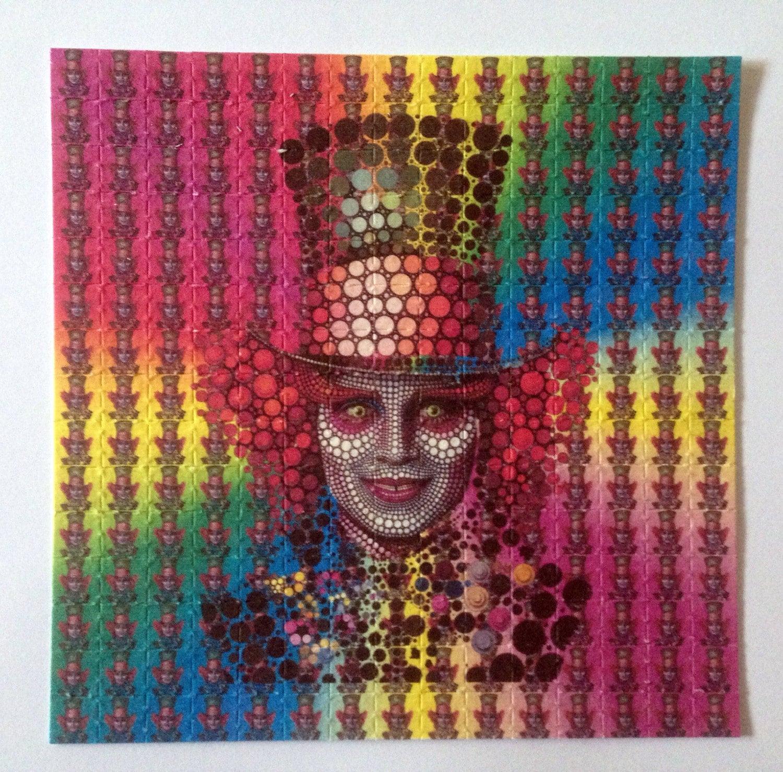 Blotter Art On Pinterest Acid Art Psychedelic And Alex Grey