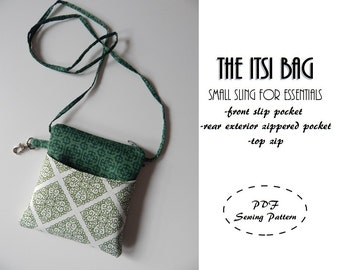 Itsi Bag: DIGITAL Sewing Pattern