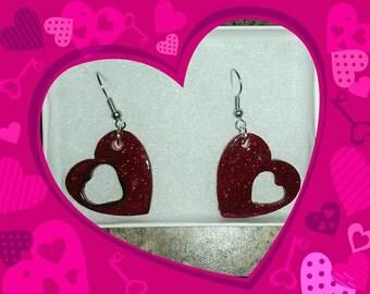 Hearts Inner Love Earrings