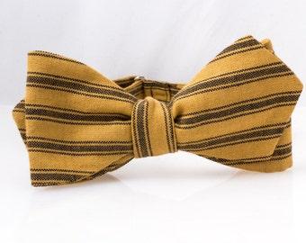 "The ""McKay II"" Self Tie Bow Tie"